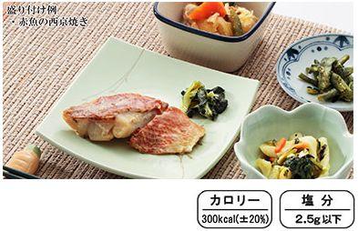 ウェルネスダイニング_気配り宅配食・カロリー