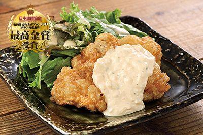 塚だまタルタル・若鶏のチキン南蛮